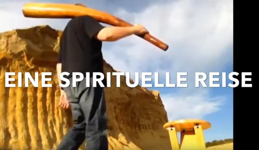 Didgeridoo - Eine spirituelle Reise Video von Olaf Gersbacher